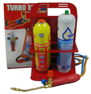 turbo set kit di saldatura frigorista